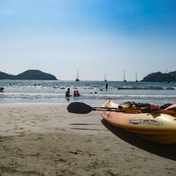 Covers Kayaking Zihuatanejo Ixtapa Costa Grande