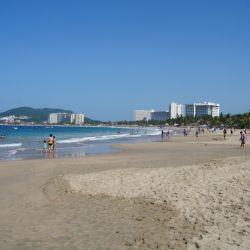 Covers Playa El Palmar Beach Ixtapa