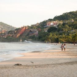 Covers Playa La Ropa Beach Zihuatanejo