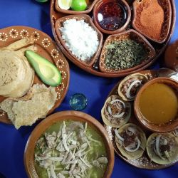 Five different places to eat pozole in Zihuatanejo