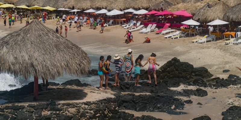 Isla Ixtapa Island Zihuatanejo