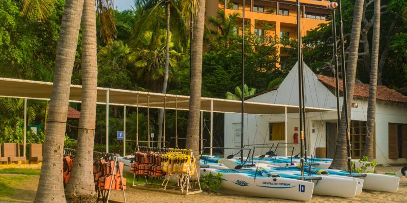 Playa Quieta Ixtapa Activities