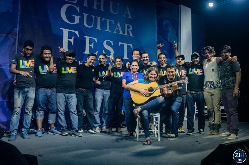 Covers Zihuatanejo Guitar Festival      Internacional