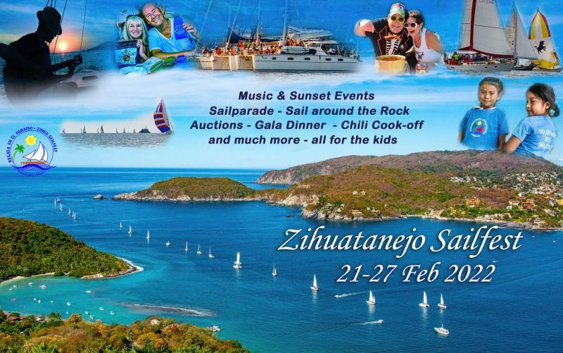 Zihuatanejo Sailfest 2022